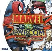 Marvel Vs. Capcom - Dreamcast Game