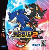 Sonic Adventure 2  - Dreamcast Game