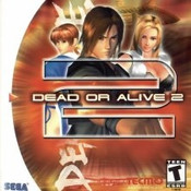 Dead or Alive 2 - Dreamcast Game