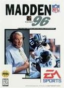 Madden NFL 96 - Genesis Game