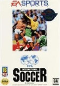 FIFA International Soccer - Genesis Game