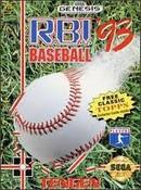 R.B.I. Baseball 93 - Genesis Game