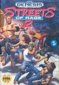 Streets of Rage 2 - Genesis Game