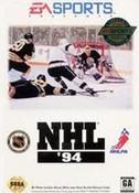 NHL 94 - Genesis Game