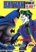 Batman Revenge of the Joker - Genesis Game