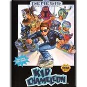 Kid Chameleon - Genesis Game