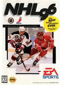 NHL 96 - Genesis Game