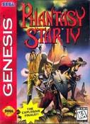 Phantasy Star IV - Genesis Game