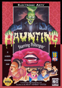 Haunting Starring Polterguy - Genesis Game