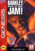 Barkley Shut Up and Jam - Genesis Game