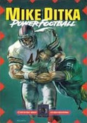 Mike Ditka Power Football - Genesis Game