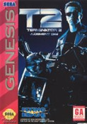 Terminator 2 Judgment Day - Genesis Game