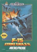 F15 Strike Eagle II - Genesis Game
