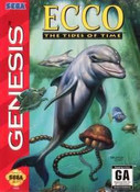 Ecco The Tides of Time - Genesis Game
