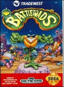 Battletoads - Genesis Game