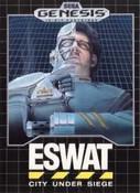 ESWAT City Under Siege - Genesis Game
