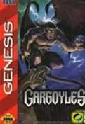 Gargoyles - Genesis Game