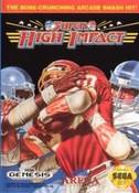 Super High Impact - Genesis Game