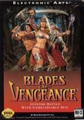 Blades of Vengeance - Genesis Game