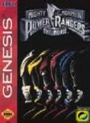 Mighty Morphin Power Rangers Movie - Genesis Game