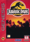 Jurassic Park - Genesis Game