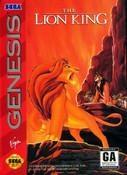 Lion King, The - Genesis Game