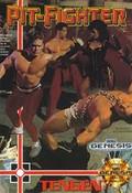 Pit Fighter - Genesis Game
