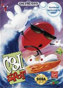 Cool Spot - Genesis Game