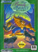 Roar of the Beast (Beauty and the Beast) - Genesis Game