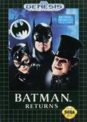 Batman Returns - Genesis Game