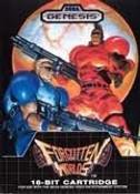 Forgotten Worlds - Genesis Game