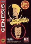 MTV's Beavis and Butt-head - Genesis Game