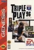 Triple Play 96 - Genesis Game