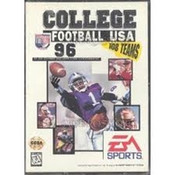 College Football USA 96 - Genesis Game