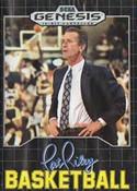 Pat Riley Basketball - Genesis Game
