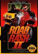 Road Rash II (2) - Genesis Game