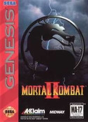 Mortal Kombat II - Genesis Game