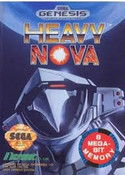Heavy Nova - Genesis Game
