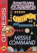 Arcade Classics(3 s 1) - Genesis Game