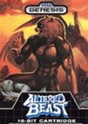Altered Beast - Genesis Game