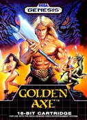 Golden Axe - Genesis Game