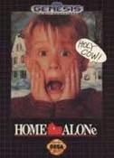 Home Alone - Genesis Game