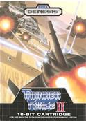 Thunder Force II - Genesis Game
