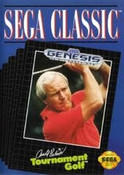 Tournament Golf - Genesis Game