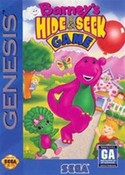 Barney's Hide & Seek - Genesis Game