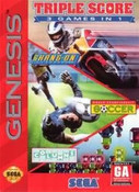 Triple Score - Genesis Game