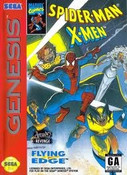Spider-Man X-Men Arcade's REVENGE - Genesis Game