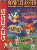 Sonic Classics - Genesis Game