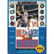 Bulls vs Lakers NBA Playoffs - Genesis Game