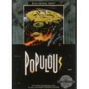 Populous - Genesis Game